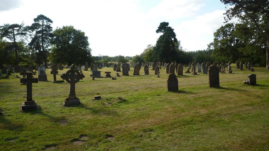 St Mary's Cemetery 2019